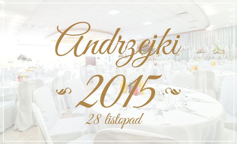 Andrzejki 2015 w Stingu